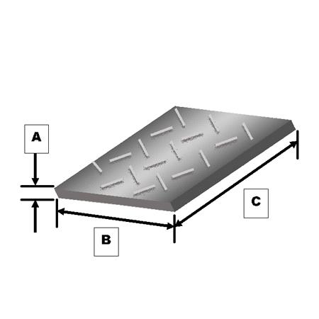 floor-plate-steel-aluminium